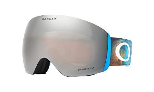 Oakley Flight Deck - Gafas de esquí Unisex para Adulto, Unisex, Color Prizm Snow Black Iridium/Prizm Snow Black Iridium, tamaño Talla única
