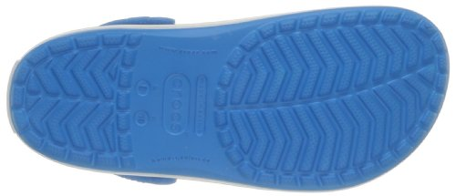 Crocs Crocband Sabot U, Ciabatte Unisex Adulto Blu (Ocean/White)