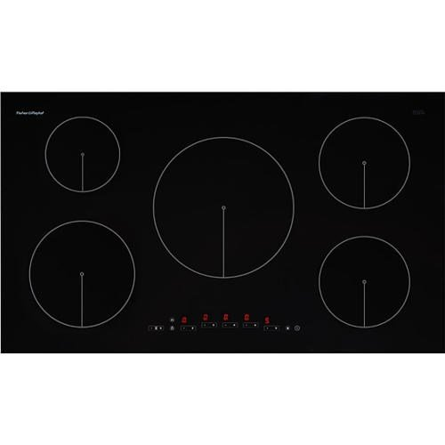 fisher-and-paykel-ci905dtb1-90cm-5-zone-induction-hob