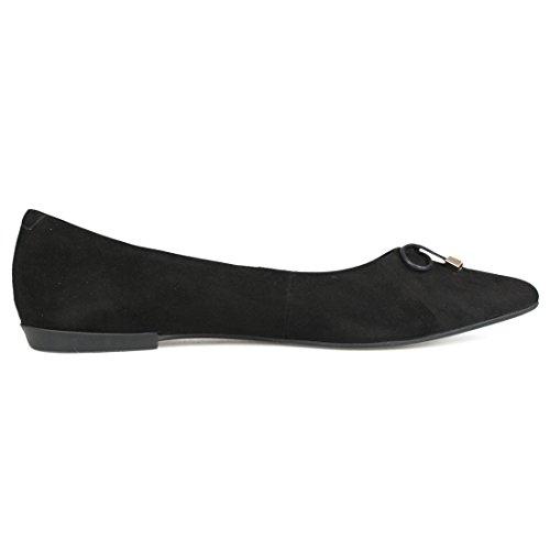 Vagabond Damen Aya Geschlossene Ballerinas Schwarz (Black)