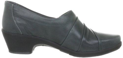 Comfortabel 940870 Damen Klassische Slipper Grau (grau 9)