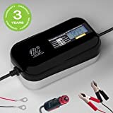 BC Bravo 1500-8-LEVEL digital Battery Charger With Tester