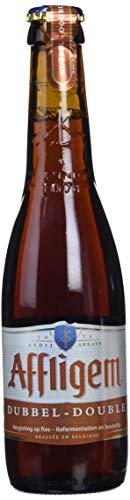 Affligem Double Beer - Box of 24 bottles x 300 ml - Total: 7.20 L