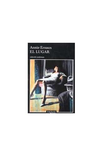 Descargar gratis El Lugar de Annie Ernaux