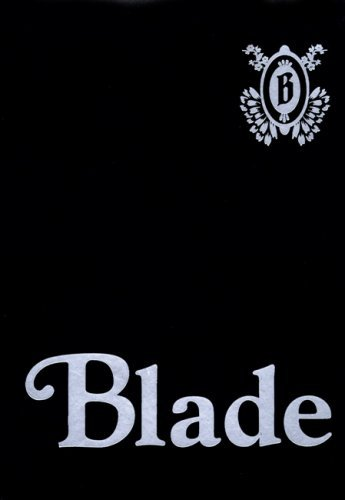 Blade: The International Remix of Print Advertising by Blade.com (2003-01-09)