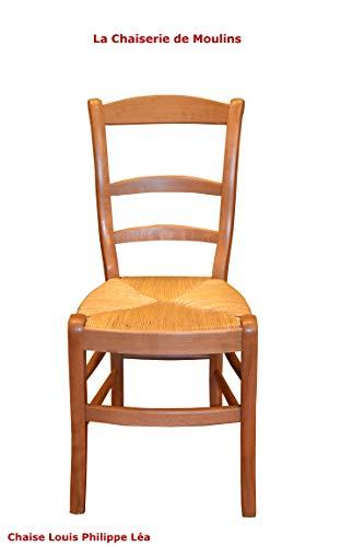 Louis Philippe Stuhl (La Chaiserie Stuhl Stil Louis Philippe, geölt, handwerklich)