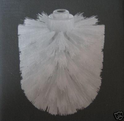 ZACK Ersatzbürste für Toilettenbürste MARINO und PINO 940211B, hell, D. 8,5 cm -