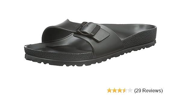 f88bfa159d9616 Birkenstock Unisex-Erwachsene Madrid Eva Pantoletten  Amazon.de  Schuhe    Handtaschen