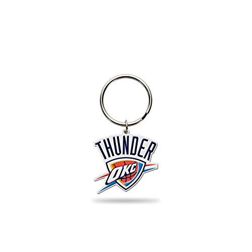 Unbekannt NBA Oklahoma City Thunder Flex Schlüssel Kette, blau