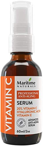 Vitamin C Serum von Maritime Naturals