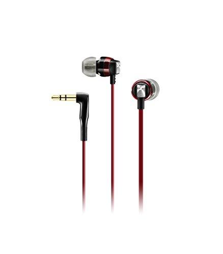Sennheiser CX 3.00 - Auriculares in-ear (reducción de ruido), rojo