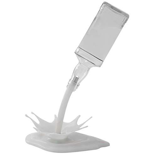 Wein Gießen Lampe Led Illusion Flaschen Licht Wiederaufladbare USB Touch Schreibtischlampe Tragbare Bar Cafés Dekoration Licht (farbe: weiß)