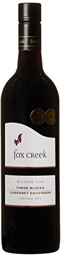 Fox Block (Fox Creek Three Blocks Cabernet Sauvignon 2015)