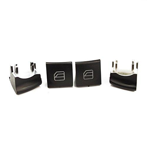 Preisvergleich Produktbild Mercedes A & B Klasse W169 W245 Fensterheber Schalter Taste Fahrerseite Links und Rechts A1698206410