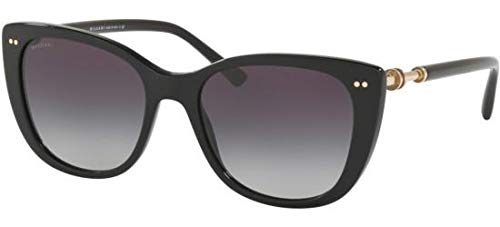 Sonnenbrillen Bvlgari DIVAS' DREAM BV 8220 BLACK/DARK GREY SHADED Damenbrillen