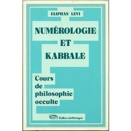 Numérologie et kabbale par Eliphas Lévi