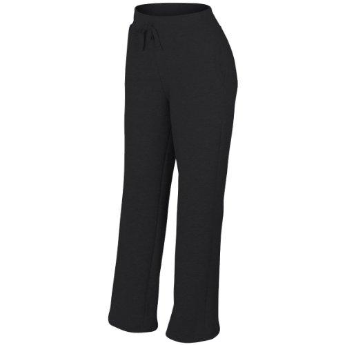 Gildan 18400FL Pantalon de jogging pour femme Noir - Noir