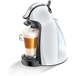 NESCAFÉ DOLCE GUSTO Piccolo EDG100.W Macchina per Caffè Espresso e altre bevande Manuale White di De'Longhi