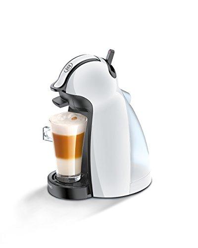 DeLonghi EDG 100.W Nescafé Dolce Gusto Piccolo Kaffeekapselmaschine (manuell) weiß