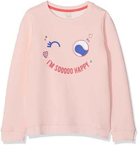 ESPRIT KIDS Mädchen RP1500307 Sweatshirt, Rosa (Tinted Rose 331), (Herstellergröße: 128+)