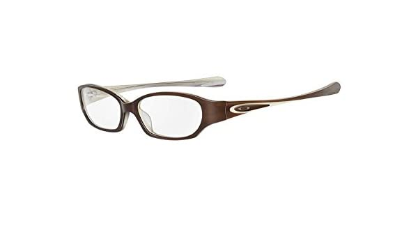 b88b2cbca2 Ex Display OAKLEY Emblem 4.0 Glasses Spectacles Eyeglasses Frames   Amazon.co.uk  Clothing