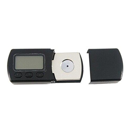 Mini Digital Taschenwaage 5G / 0,01G Schmuck Skala Elektronische Herb Balance Mehrzweckwaage (Oxo-digital-skala)