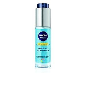 NIVEA MEN Active Energy Gel de Afeitar Revitalizante, gel facial para un afeitado apurado y revitalizado, gel de…