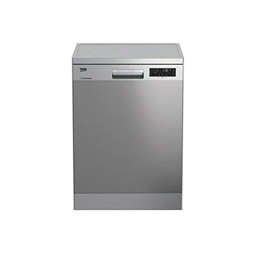 Beko DFN28430X lavavajilla Independiente 14 cubiertos