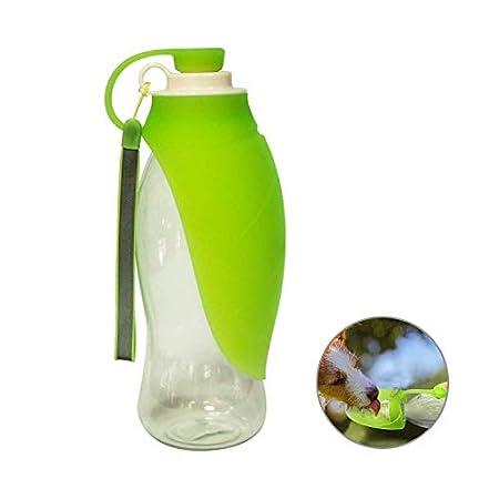 RoyalCare Tragbare Hundetrinkflasche für Haustiere, Reversible und Leichte Reise Trinkwasserspender für Hund, Welpen und…
