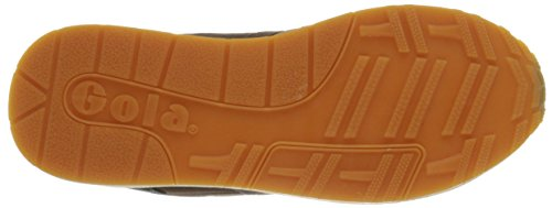 Scarpe Da Corsa Gola Katana Ranger Uomo Marrone (marrone / Nero / Arancione)