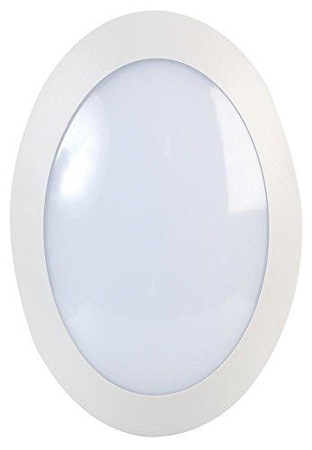 Pro Elec?14W, 220?240VAC Blanc circulaire lampe LED