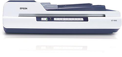 Epson GT-1500 DIN A4 Dokumentenscanner (1200 DPI, USB 2.0, Autom. Dokumenteneinzug bis zu 40 Blatt) - 4