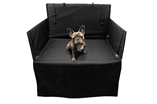 Tuning-Art KD100 Kofferraumschutz Hund Auto Hundedecke Ladekantenschutz, Größe:L