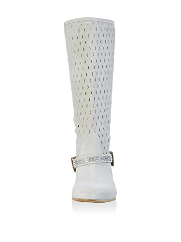 CAFèNOIR Damen Gp610 Stiefel E15.203 BIANCO