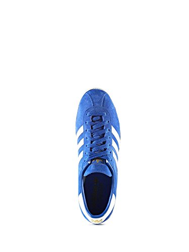 Adidas - Adidas Originals Munchen Chaussures Sport Hommes Bleu Azur