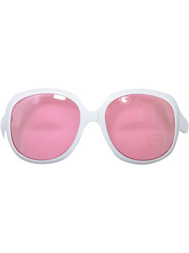 Folat Starlet Brille Fun Brille pink ()