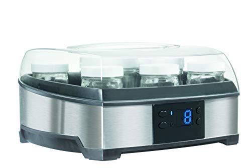 Cuisinart YM400E Joghurt- und Frischkäsebereiter (40 Watt) silber - 4