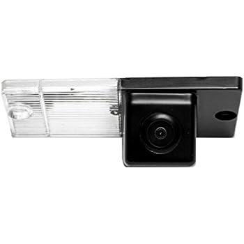 Akhan CAM29-3 Color reversing camera parking aid camera license plate light