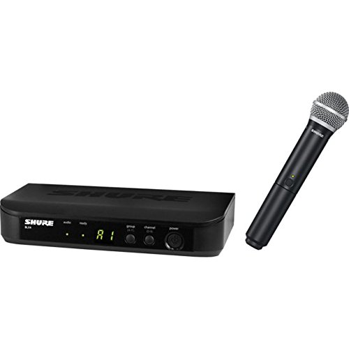 58 Wireless Mikrofon Hand-blx-24pg58 (Vocal Mikrofon Wireless)
