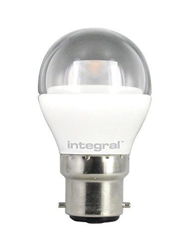 integral-led B22Golf Ball Mini Globe, Standard Bajonettsockel, 3,8Watt, 250Lumen (25incandesc