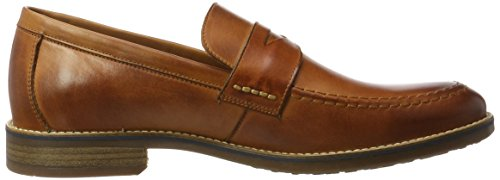 Marc Shoes Herren Frisco Slippers Braun (Braun)