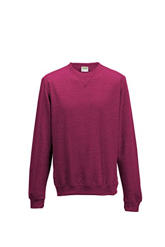 Awdis - Sweatshirt - Homme Rosa - Pink Heather