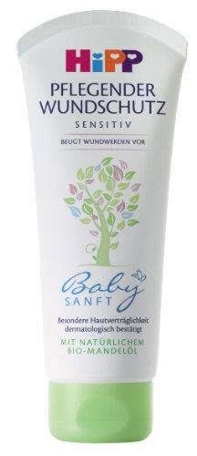 Hipp Babysanft pflegende Wundschutz-Creme, 3er Pack (3 x 100 ml)