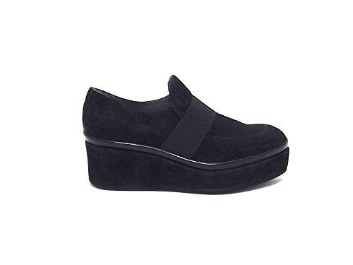 Scarpa Janet & Janet donna, 38100, scarpa camoscio nero nr 36 A6102