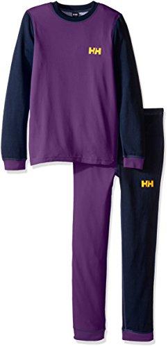 Helly Hansen Children's K Hh Active Flow Set Baselayer Shirt Plus Tights
