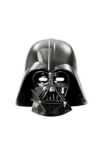 Procos Masken Star Wars Darth Vader 6 Stück (Duo Kostüm Kinder)