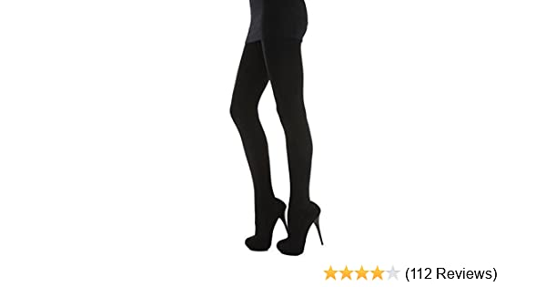 02fe6178be77a3 Ladies Silky 200 Denier Soft Warm & Cosy Fleece Thermal Tights - Black:  Amazon.co.uk: Clothing
