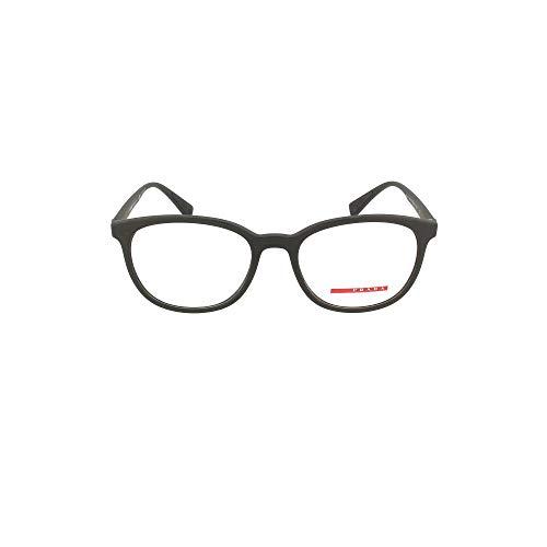 Ray-Ban Herren 0PS 07LV Brillengestelle, Blau (Black Rubber), 53.0