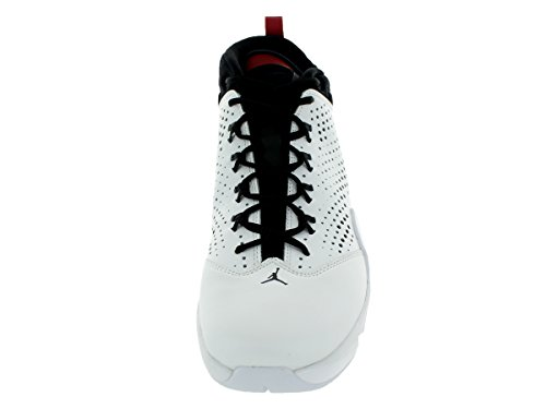 Nike Jordan Flight Time 14.5 Basketball Shoe White / Black / Gym Red