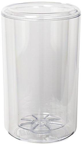 Bodum doppelwandig Kira Weinkühler, transparent